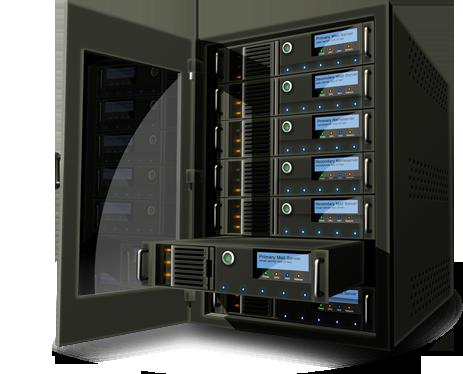 سرور مجازی با منابع اختصاصی
